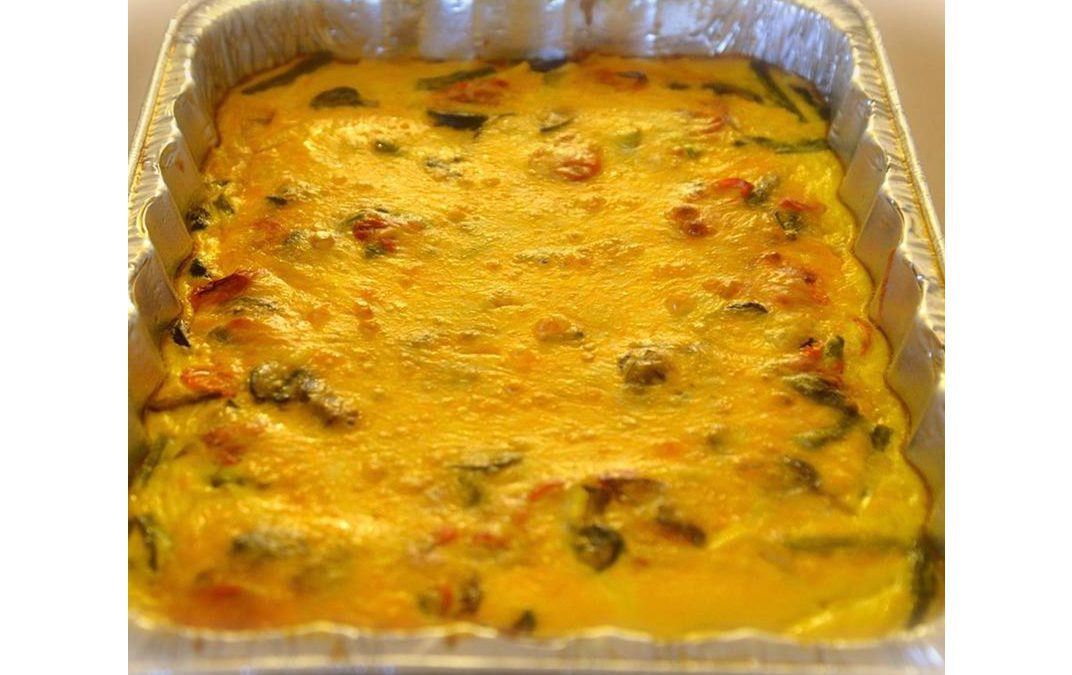 Vegetable Breakfast Casserole