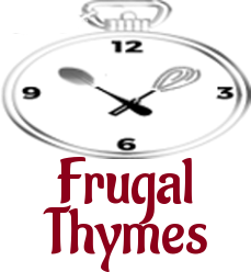 Frugal Thymes